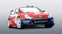 "Автомобиль ""WRC 2004 Citroen Xsara"" (масштаб: 1/24)"