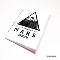 """Блокнот """"30 seconds to Mars"""" (А7; арт. 144)"""