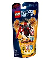 """LEGO Nexo Knights """"Генерал Магмар - Абсолютная сила"""""""