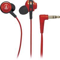 Наушники Audio-Technica ATH-COR150 (красные)