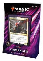 Magic the Gathering. Commander 2019. Merciless Rage