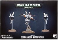 Warhammer 40.000. Tau Empire. Commander Shadowsun (56-29)