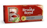 "Чай черный ""Brooke Bond. Бергамот"" (25 пакетиков)"