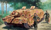 """САУ """"Sd.Kfz.162 Jagdpanzer IV Ausf.F"""" (масштаб: 1/35)"""