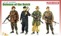 "Набор миниатюр ""Defense of the Reich"" (масштаб: 1/35)"