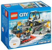 """LEGO City """"Остров-тюрьма. Набор для начинающих"""""""