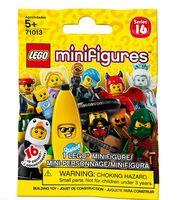 """LEGO Minifigures """"Серия 16"""""""