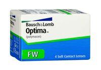 """Контактные линзы """"Optima FW"""" (1 линза; -1,0 дптр; 8,4 мм)"""