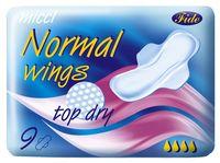 """Гигиенические прокладки """"Normal Wings. Top Dry"""" (9 шт.)"""
