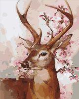 """Картина по номерам """"Гармония с природой"""" (400х500 мм)"""