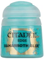 "Краска акриловая ""Citadel Edge"" (baharroth blue; 12 мл)"