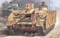 "САУ ""Sd. Kfz. 167 Sturmgeschütz IV"" (масштаб: 1/35)"