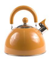 Чайник металлический со свистком (3 л; арт. WX-J-01-O)