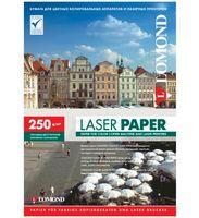 Фотобумага глянцевая двусторонняя Lomond (150 листов; 250 г/м2; А4; для лазерной печати)