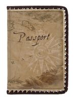 Обложка на паспорт (арт. КГОп-05-089)