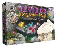 """Набор археолога """"Jewerly Excavation. Динозавры"""" (арт. JEX-01-01)"""