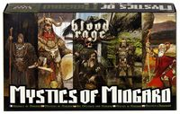Кровь и Ярость. Колдуны Мидгарда (дополнение)