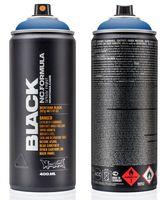 """Краска аэрозольная """"Black. Royal Blue"""" (синяя; 400 мл)"""
