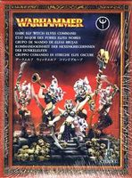"Набор миниатюр ""Warhammer FB. Dark Elf Witch Elf Command"" (85-16)"