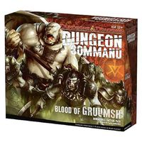 Dungeons and Dragons. Dungeon Command: Blood of Gruumsh