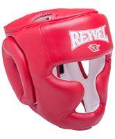 Шлем закрытый (M; красный; арт. RV- 301)