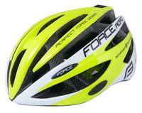 """Шлем велосипедный """"Road"""" (салатово-белый; р. S-M)"""