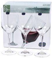 """Бокал для вина стеклянный """"Uma"""" (6 шт.; 480 мл)"""