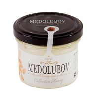 "Крем-мёд ""Medolubov. С кедровым орехом"" (125 мл)"