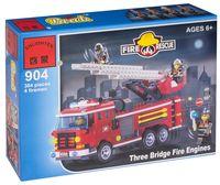 """Конструктор """"Fire Rescue. Пожарная машина с аксессуарами"""" (364 детали)"""