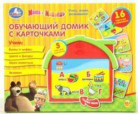 """Развивающая игрушка """"Домик. Маша и Медведь"""""""