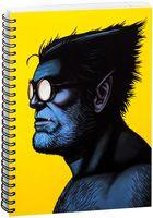 "Блокнот в клетку А5 ""X-Man"" (арт. 025)"
