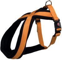 """Шлея для собак """"Premium"""" (размер XS-S; 30-40 см; медно-оранжевая)"""