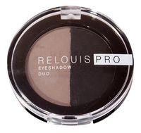 "Тени для век ""Relouis Pro Eyeshadow Duo"" (тон: 106)"