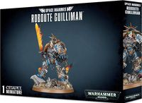 Warhammer 40.000. Space Marines. Roboute Guilliman (48-82)