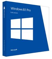 Windows 8.1 Professional (32 и 64 bit)