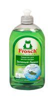 """Бальзам для мытья посуды """"Зеленый лимон"""" (500 мл)"""