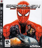 Spider-Man: Web of Shadows (PS3)