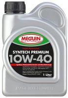 "Масло моторное ""Megol Motorenoel Syntech Premium"" 10W-40 (1 л)"