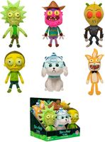 """Фигурка """"Galactic Plushies: Rick and Morty"""" (1 шт.)"""