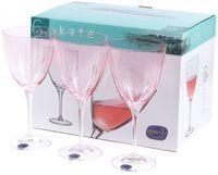 "Бокал для вина стеклянный ""Kate"" (6 шт.; 400 мл; арт. 40796/D4481/22/400)"