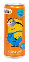 """Напиток газированный """"Гадкий Я. Лимонад апельсин"""" (330 мл)"""