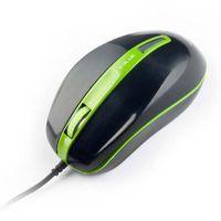 Оптическая мышь E-Blue S-brigo-S (Black / Green)