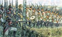 """Набор миниатюр """"Австрийские военные 1798-1805"""" (масштаб: 1/32)"""