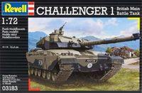 Challenger I (масштаб: 1/72)