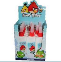 """Клей ПВА """"Angry birds"""" (флакон, 85 гр)"""