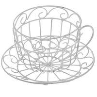 """Кашпо """"Чайная чашка"""" (арт. 36799)"""