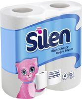 """Туалетная бумага """"Silen"""" (4 рулона)"""