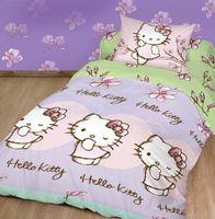 "Постельное белье ""Hello Kitty"" (полуторное; арт. HK 1558 83/1)"