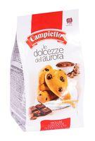 """Печенье песочное """"Campiello. С кусочками шоколада"""" (350 г)"""