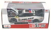 "Модель машины ""Dodge Challenger Police"" (масштаб: 1/24)"